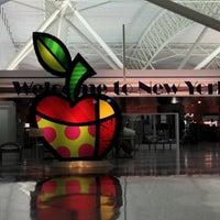 Photo taken at Terminal 8 by Jono H. on 1/18/2013