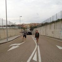 Photo taken at Porto di Santa Teresa di Gallura by Dasha P. on 4/29/2013