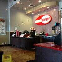 Photo taken at Smashburger by C.David C. on 9/3/2013