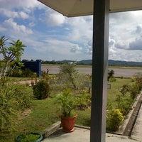 Photo taken at Bandara H. A. S. Hanandjoeddin (TJQ) by Steven A. on 12/6/2012