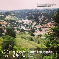 Photo taken at Morro do Elefante by Daniel N. on 1/6/2013
