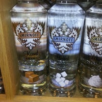 Photo taken at State Liquor Store by Reuban T. on 4/5/2013