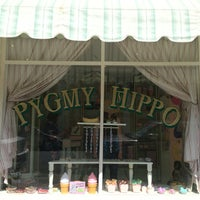 Photo taken at Pygmy Hippo by Susan T. on 5/21/2016