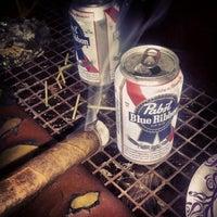 Photo taken at Velvet Cigar Lounge by Patrick H. on 8/12/2013