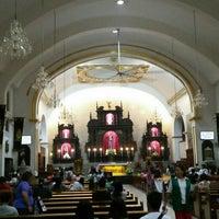 Photo taken at Santuario de San Pedro Bautista Parish by Trisha C. on 9/4/2016