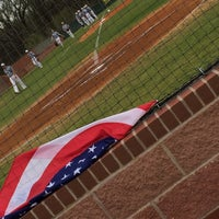 Photo taken at Hickory Ridge High School by Beth M. on 4/4/2014