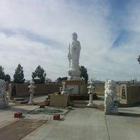 Photo taken at Thien Vien Chan Nguyen Buddhist Temple by Karen W. on 1/17/2016