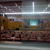 Photo taken at Pusat Latihan Pengajar dan Kemahiran Lanjutan (CIAST) by Ahmad Yuhafidzun A. on 5/2/2013