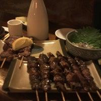 Photo taken at Honda-Ya Japanese Restaurant by Corwin T. on 9/15/2012