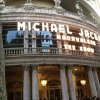 Photo taken at Teatre Coliseum by Gabriel L. on 6/6/2013