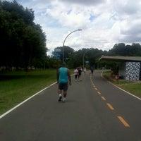 Photo taken at Quiosque do Estacionamento 3 by Valteir S. on 2/17/2013