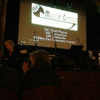 Photo taken at Irvington Town Hall Theater by Bob T. on 3/3/2013