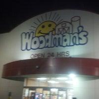 Photo taken at Woodman's Food Market by Ivan V. on 10/28/2012