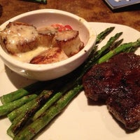 Photo taken at Outback Steakhouse by Chris S. on 2/11/2013