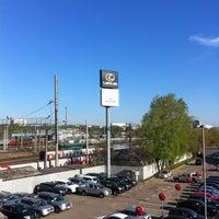 Photo taken at Lexus Сокольники by Alex on 5/9/2013