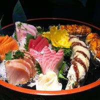 Photo taken at Miki Japanese Restaurant by Celeste K. on 4/27/2013