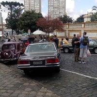 Photo taken at Setor Histórico De Curitiba by Ana G. on 6/1/2014