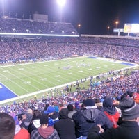 Photo taken at Lot 5 Ralph Wilson Stadium by Nathan K. on 11/16/2012