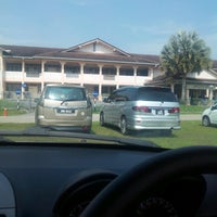 Photo taken at IPG Kampus Tun Hussein Onn by El Ameen R. on 9/27/2016