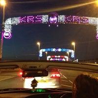 Photo taken at Blackpool Illuminations by David M. on 9/28/2013