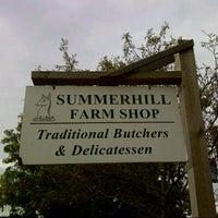 Photo taken at Summerhill Farm Shop by Steve D. on 9/30/2012
