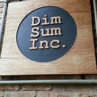 Photo taken at Dim Sum Inc. by Dewi A. on 6/5/2013