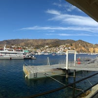 Photo taken at Avalon Harbor by Jeff D. on 9/27/2016
