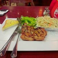 Photo taken at Jeffer Steak by Poon K. on 10/5/2016