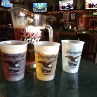 Photo taken at Michael's Roscommon House Bar & Grill by Erica S. on 12/15/2013