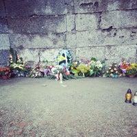 Photo taken at Auschwitz-Birkenau Museum by Martyn S. on 10/4/2012