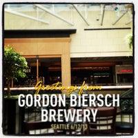 Photo taken at Gordon Biersch Brewery Restaurant by Bob W. on 6/12/2013