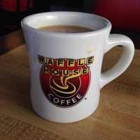 Photo taken at Waffle House by T. Lyle Barnes on 10/12/2013