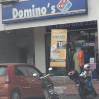 Photo taken at Domino's Pizza by Khairi A. on 6/24/2016