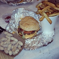 Photo taken at Five Guys by Darling N. on 11/21/2014