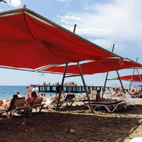 Photo taken at Beach Bar Limra by RZH.ST. on 5/7/2016