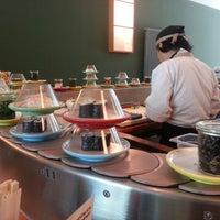 Photo taken at Sushi Circle by Ariadne R. on 11/11/2015