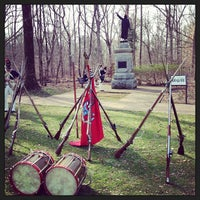 Photo taken at Guilford Courthouse National Military Park by Aaron S. on 3/16/2013