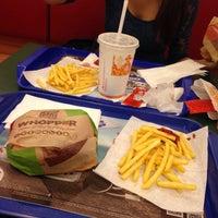 Photo taken at Burger King by Mariyan B. on 9/27/2016