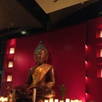 Photo taken at Aja Restaurant & Bar by Kevin C. on 2/19/2013