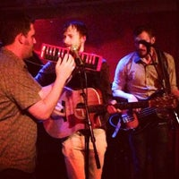 Photo taken at Rockwood Music Hall by Scott H. on 8/17/2013