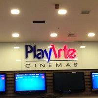 Foto tirada no(a) PlayArte Cinemas por Guto C. em 5/4/2013