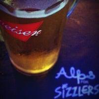 Photo taken at Alps Restaurant & Beer Bar by Prajval M. on 4/6/2013