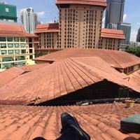 Photo taken at Kompleks Kraf Kuala Lumpur by Pelly on 6/21/2016