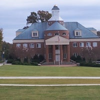 Photo taken at Wingate University by Bill W. on 10/31/2012