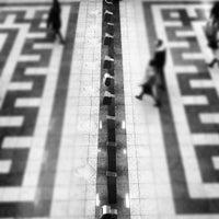 Photo taken at Syntagma Metro Station by Kostas P. on 1/8/2013