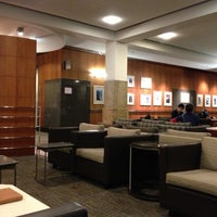 Photo taken at American Airlines Admirals Club by John R D. on 11/1/2012