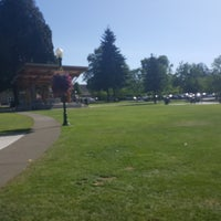 Photo taken at Pioneer Park by Clark B. on 7/31/2016