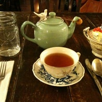 Photo taken at Alice's Tea Cup by Janaina L. on 10/3/2012