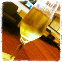 Photo taken at Delta Sky Club Lounge by Adriano P. on 11/9/2013