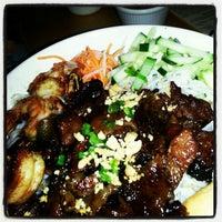 Photo taken at So Ba Vietnamese Restaurant by James E. on 12/22/2012